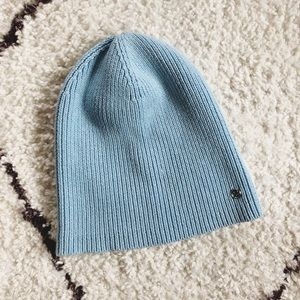 Lululemon Light Blue Beanie
